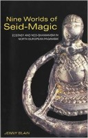 Nine Worlds of Seid-Magic by Jenny Blain