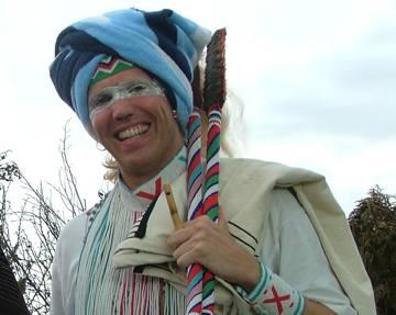 John Lockley Traditional African Sangoma